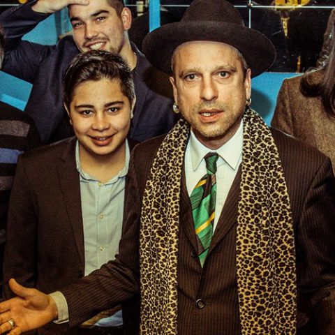 Antwerp Gipsy-Ska Orkestra – Album release – Nieuwe Datum