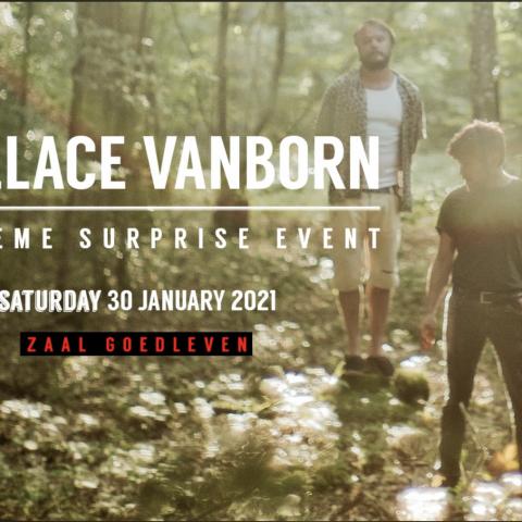 Wallace Vanborn – Supreme Surprise Stream Event