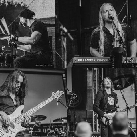CRYSTAL BREED (D) + VERMILLION (B) – An evening of prog rock